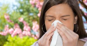 Pollen-Allergiker