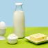 Milch, Ei, Käse und Quark: Laktose und Eiweiß