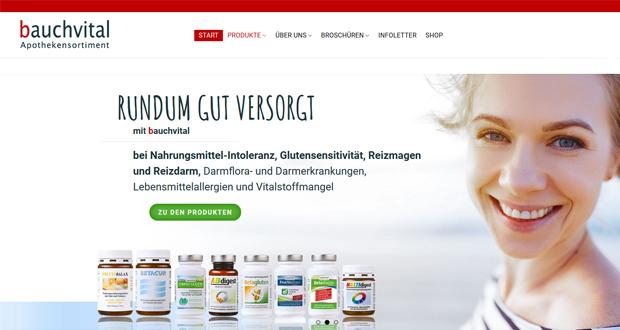 Relaunch Bauchvital